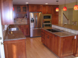 Kitchen Remodeling Project CT